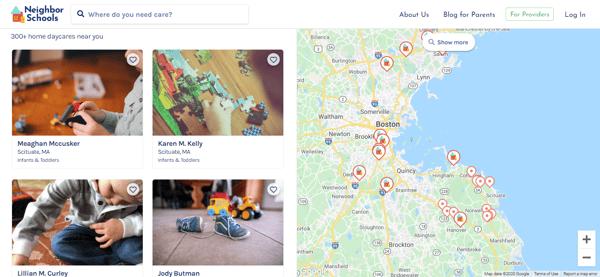 startup marketing ideas NeighborSchools example of using crowdfunding