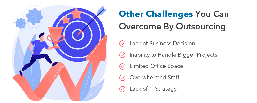 software development outsourcing  challenges overcome