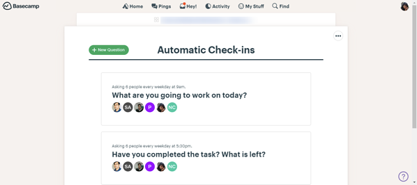 Automatic-Check-ins