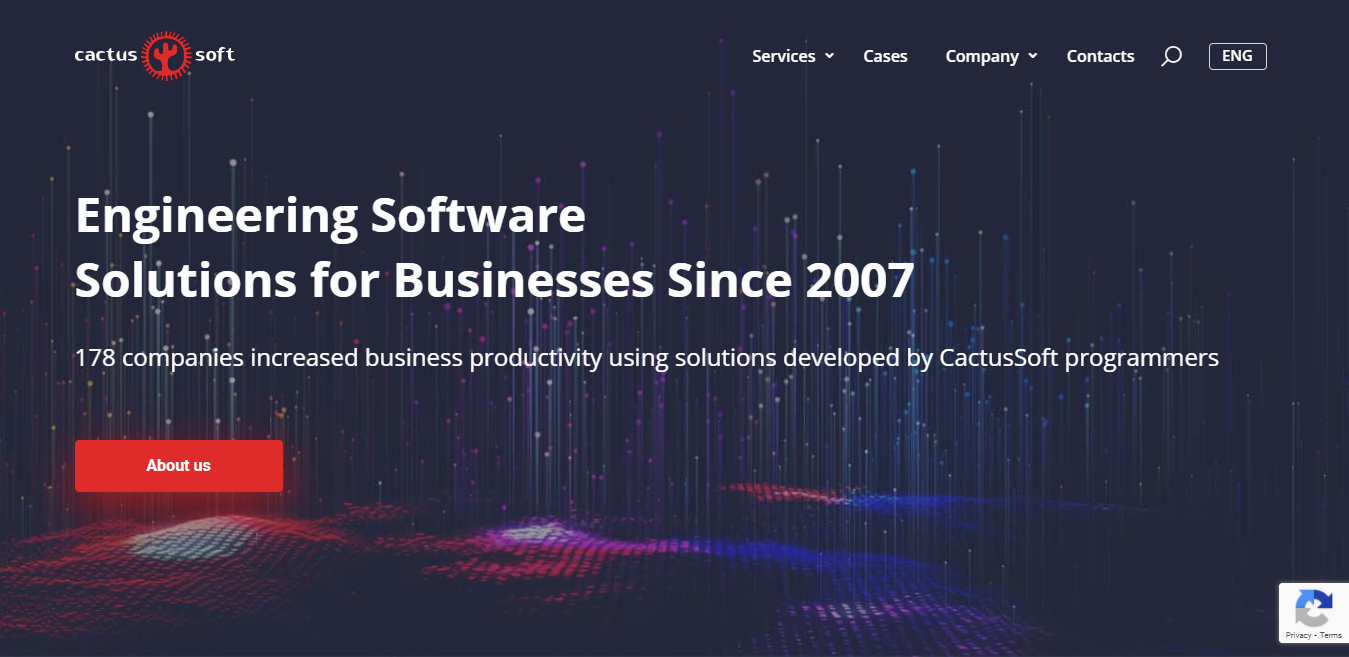 Software Outsourcing Companies CactusSoft
