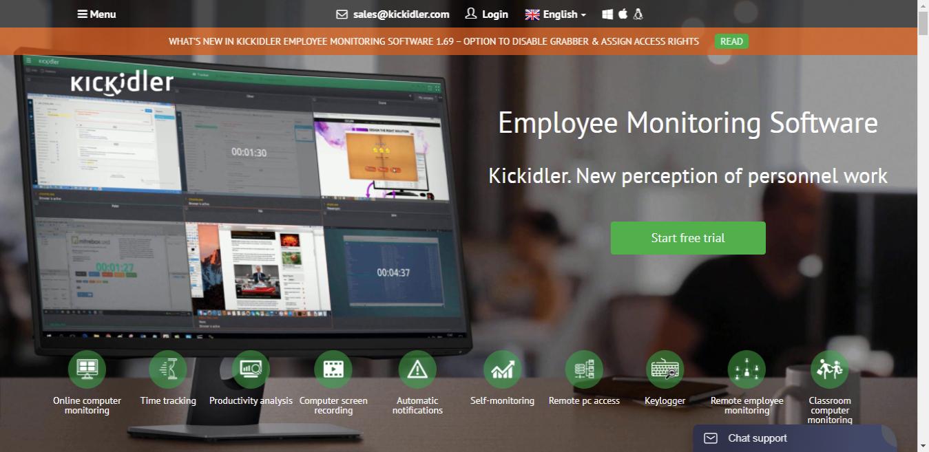 Employee-Computer-Monitoring-Software-Kickidler