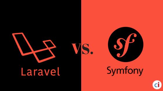 Laravel vs. Symfony- CIPL