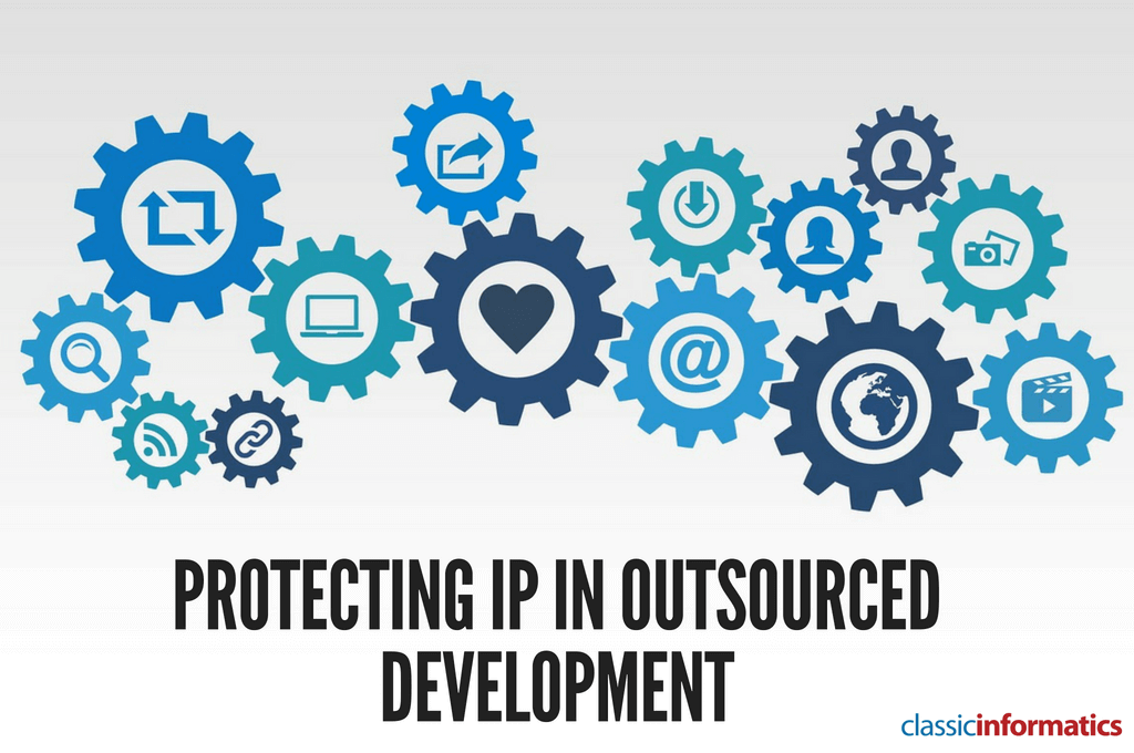 Protecting IP in Outsourced Development- CIPL