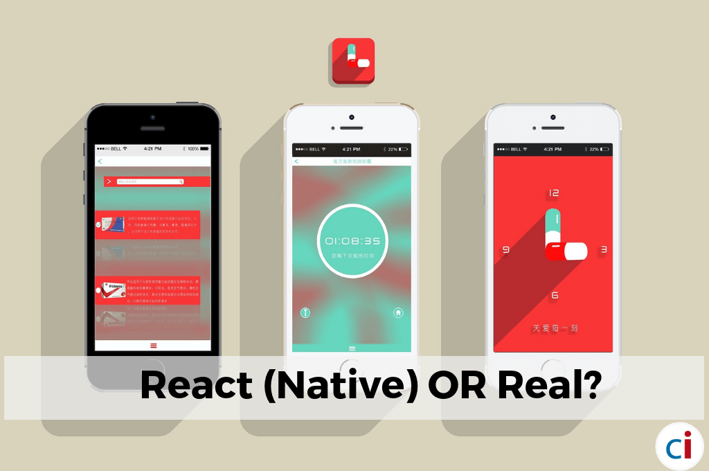 React(Native) or Real-CI