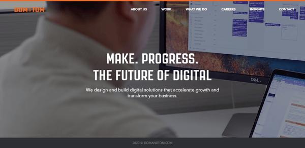 Mobile-Web-App-Development-Dom-Tom-a-Digital-Product-Agency