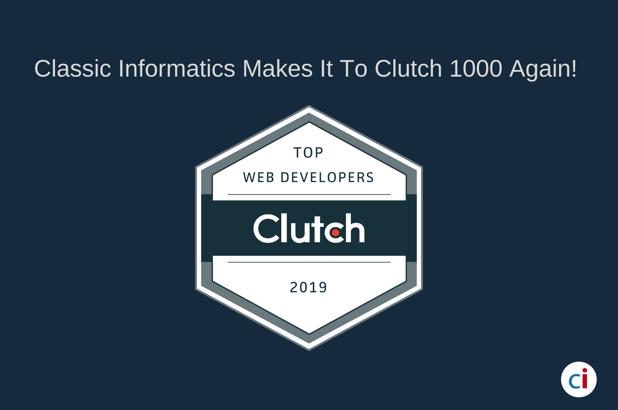 classic informatics clutch 1000
