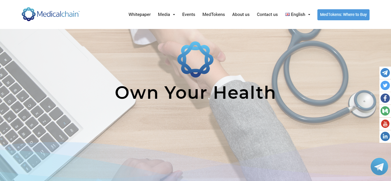 healthcare blockchain technology