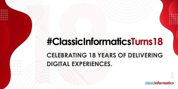 Classic Informatics 18th Anniversary Social Post (1)