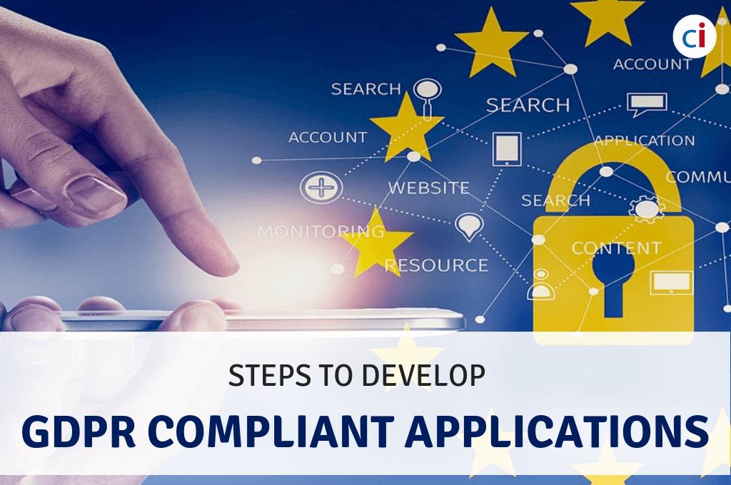 An Entrepreneur's Guide to GDPR Compliant Application Development