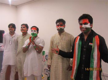 Independence Day celebration at Classic