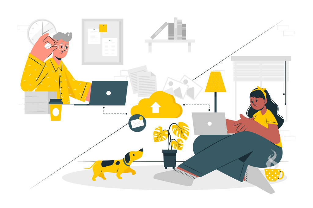 2020 Is The Year When Remote Working & Agile Booms