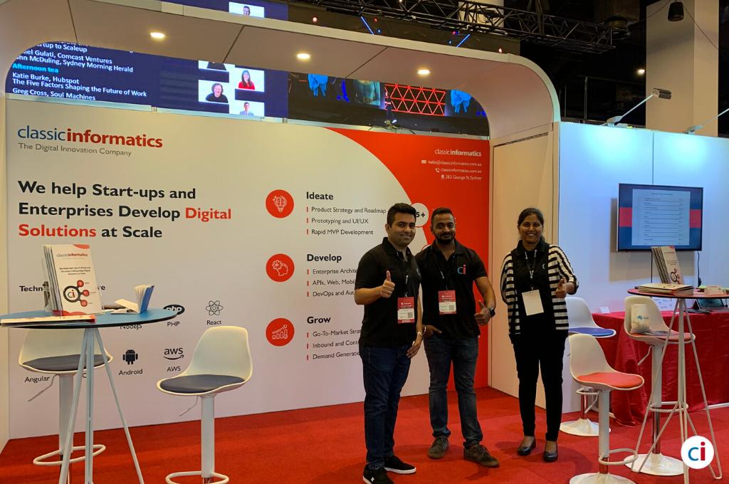 StartCon 2019: Exhibiting To The Australian Startups & SMEs